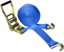 Spanband met ratel, 5000 kg, breedte 50 mm, lengte 9 m