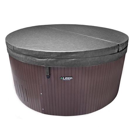 "Beachcomber Hot Tubs Beachcomber PowerGuard skin tbv 78"" round cover - tan bruin"