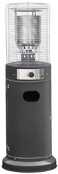 Sunred gasheater LH15G, vermogen 11 kW, laag model, grijs