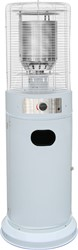 Sunred gasheater LH15W, vermogen 11 kW, laag model, wit