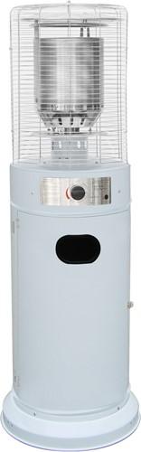 Sunred gasheater LH15W, vermogen 11 kW, laag model, wit