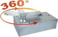 SecuriJack automatische ondergrondse vleugelhekopener-3