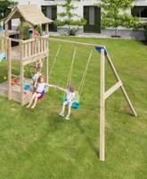 Blue Rabbit 2.0 - @swing - aanbouwschommel, incl. houtpakket