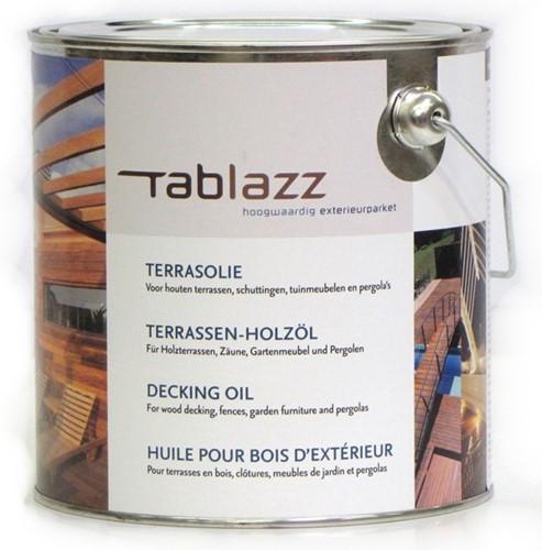Tablazz Terrasolie Natural, blik 2,5 l
