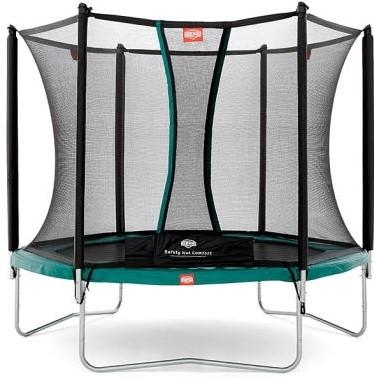 BERG trampoline Talent, veiligheidsnet Comfort, diam. 240 cm