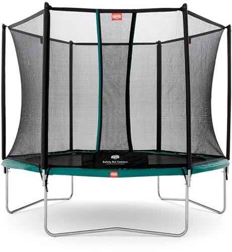 BERG trampoline Talent, veiligheidsnet Comfort, diam. 300 cm.