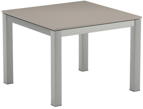 Royal Botania Taboela tafel - Electro polished