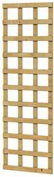 Woodvision trellisscherm, afm.  60 x 180 cm, geïmpregneerd vuren