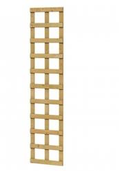 Woodvision trellisscherm, afm.  40 x 180 cm, geïmpregneerd vuren