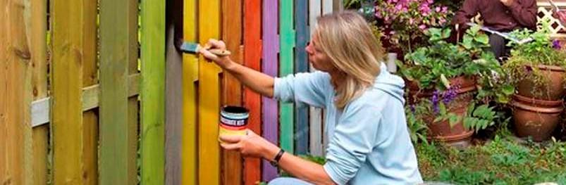 Kleur je hout! Voor iedere houtsoort een milieuvriendelijke beits