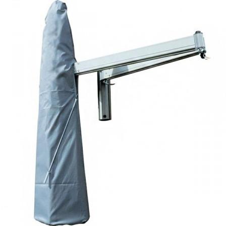 Umbrosa Paraflex beschermhoes, polyester, met opsteekstok