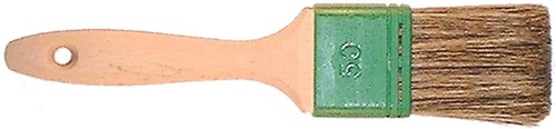Hermadix universele kwast, plat, 4037-40, 4 cm