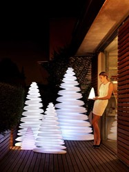 Chrismy kerstboom, afm. 150 x 54 cm, hoogte 200 cm, light