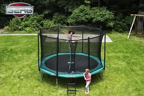 BERG trampoline Favorit met veiligheidsnet Comfort