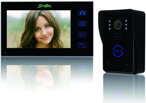SuperJack videofoon, draadloos