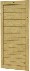 Hillhout wandelement Basic Excellent, dicht, afm. 101 x 218 cm geïmpregneerd vuren