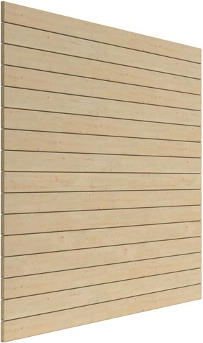 Wand 2 m tbv topvision tuinhuizen, blokhutprofiel