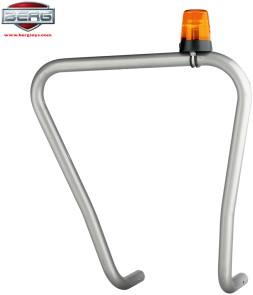 BERG zwaailamp voor rolbeugel, oranje